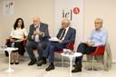 Eliane Pereira Zamith Brito, Ricardo Young, Arlindo Philippi Jr e Walter Lazzarini