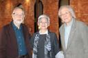 Ismail Xavier, Olga Futemma e Ricardo Ohtake