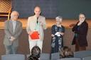 Ricardo Ohtake, Martin Grossmann, Olga Futemma e Ismail Xavier