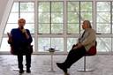 Martin Grossmann e Ricardo Ohtake
