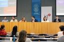 Paulo Moura, Sergio Freitas Monforte, Luisa Santiago, Weber Amaral, Ana Arroio e Maurício Alves Syrio