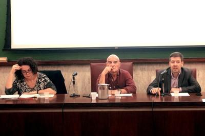 Deisy Ventura, Eduardo Viola e Carlos Ritti