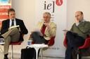 Larry Diamond, José Álvaro Moisés e Sérgio Fausto