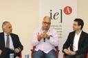 Jorge Kalil, Paulo Saldiva e André Mota