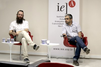 Alessandro Soares da Silva e Guillermo Rolón