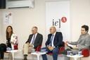 Isabel Gil Rodríguez, Miguel Ángel González Iglesias, Daniel Terrón Santos e Eduardo Ariente