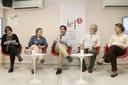 Carla Regina Mota Alonso Diéguez, Thais Mauad, Richard Nunes, e Ana Lydia Sawaya