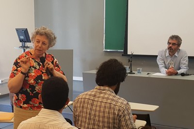 Lilia Schraiber e José Ricardo Ayres