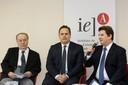 Frederico Straube, Julio Cesar Bueno e Gerson Damiani