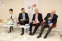 Marike Paulson, Vitor Castro, Antonio Vargas de Oliveira Figueira e Enrique Iglesias