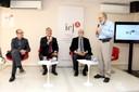 Senén Barro Ameneiro, José Antonio Lerosa de Siqueira , José Alberto Aranha e Guilherme Ary Plonski