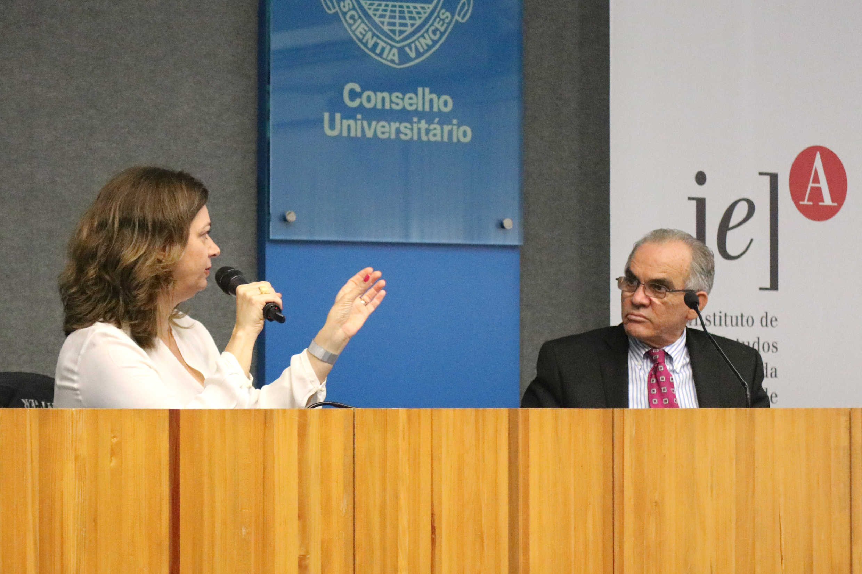 Maria Alice Carraturi e Hélio Dias