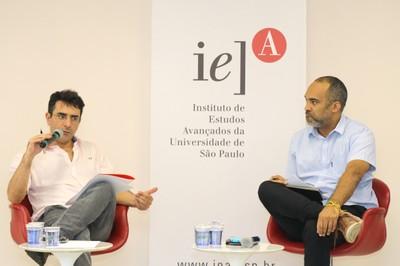 Stelio Alessandro Marras e Uirá Felippe Garcia