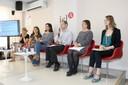 Cristiana Zara, Thais Mauad, Ligia Barroso, Peter Kraftl, Sophie Hadfield-Hill e Catherine Walker