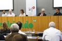 Oziel Souza, Gilberto Natalini, Ananda Apple, Marcos Buckeridge e Ricardo Cardim