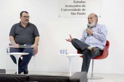 Max Rogério Vicentini e Pablo Mariconda