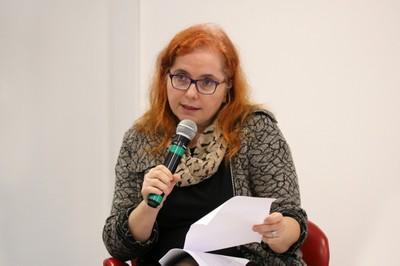 Maria Cristina Nicolau Kormikiari Passos - 05/06/2018