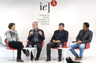 Katia Rubio, João Bosco Pesquero, Paulo Correia e Chiaretto A. Costa
