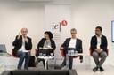 Martin Grossmann, Michal Linial, Carsten Dose e Atsushi Nishizawa - 22 de março
