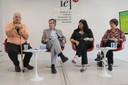 Paulo Saldiva, José Maurício de Carvalho, Monica Aiub e Liana Gottlieb