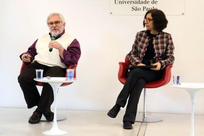 José Manuel Resende e Alice Botler