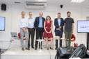 Membros Ubias e representantes do Merian Center