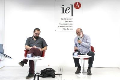 Douglas Rogério Anfra e Pablo Mariconda