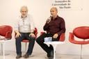 Marcos Buckerige  e Wagner Costa Ribeiro