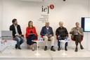 Feliciano Guimarães, Isabel Valente, Álvaro de Vasconcelos , Renato Janine Ribeiro e pedro Dallari