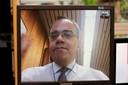 George Galindo  via Skype