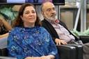 Silvia Elena Giorguli Saucedo e Guilherme Ary Plonski