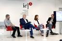 Carlos Leite, Ricardo Young, Carolina de Gioia Paoli e Eduardo Giannetti