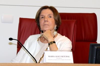 Maria Alice Setubal