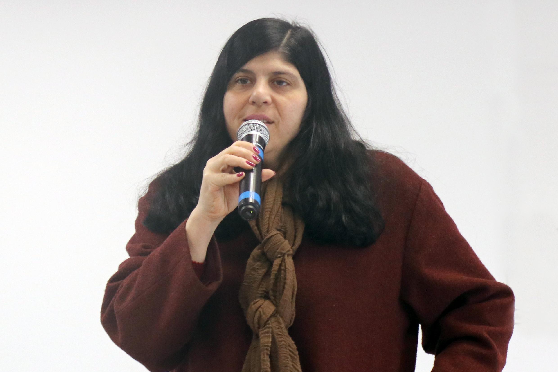 Monica Aiub abre o evento
