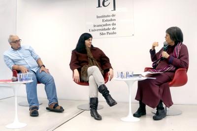 Paulo Saldiva, Monica Aiub e Liana Gottlieb