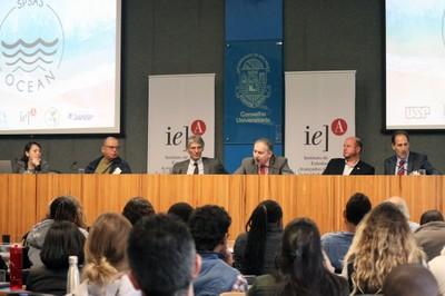 Marcella Ohira, Ángel María Ibarra Turcios, Marcos Regis da Silva, Mariano Jordán, Andrei Polejack e Salvatore Aricò – 13/08/2108