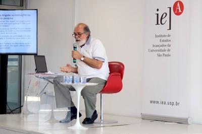 Pablo Mariconda inicia sua exposição