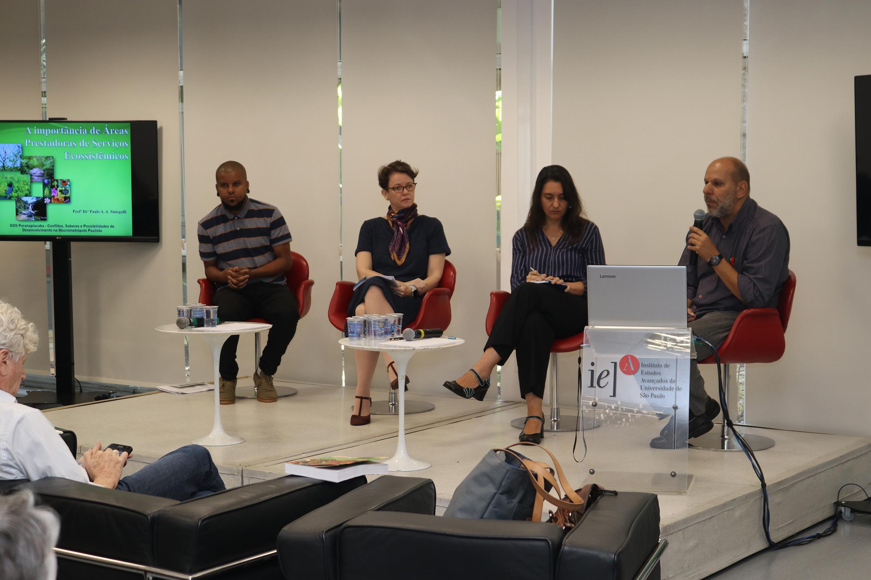 Israel Mário Lopes, Vanessa Empinotti, Vanessa Bello e Paulo Sinisgalli