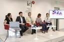 Maria Edelvacy Marinho, Fábio Augusto Daher Montes, Fernando Menezes de Almeida, Maria Paula Dallari Bucci e Carolina Mota Mourão