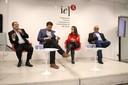 Tércio Ambrizzi, Hugo Rogério de Barros, Gabriela Marques di Giulio e José Antonio Marengo