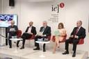 Marcos Buckeridge, Fabricio Soler, Gilberto Natalini, Wanda Risso Günther e Carlos Rossin