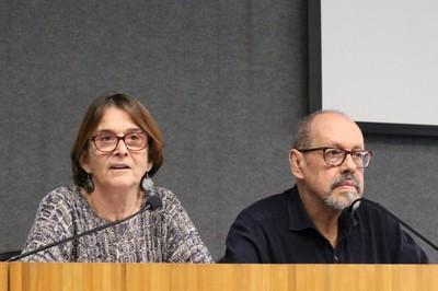 Helena Nader e Paulo Herkenhoff
