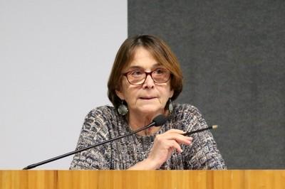 Helena Nader abre o evento