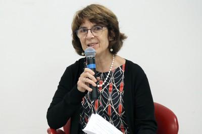 Marina Massimi faz a abertura do evento