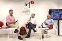 Iain Walker, Sérgio Fausto e José Álvaro Moisés