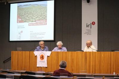 Delcio Rodrigues, Pedro Roberto Jacobi e Pedro Luiz Côrtes