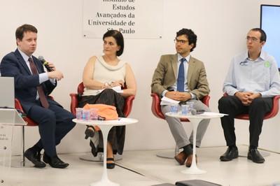 Gustavo Ferraz de Campos Monaco, Katia Rubio, Jean Nicolau e William Douglas de Almeida