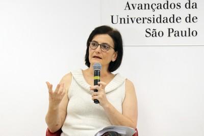 Katia Rubio abre o evento