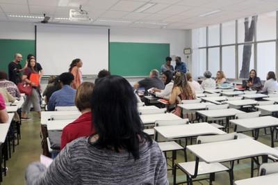 """Classe do Grupo Temático """"Escola diversidade e equidade"""""""