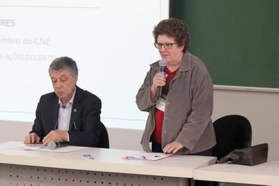 José Francisco Soares e Bernardete Gatti